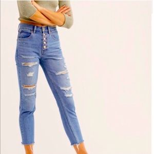Free People Denim Jeans NWT Size 26